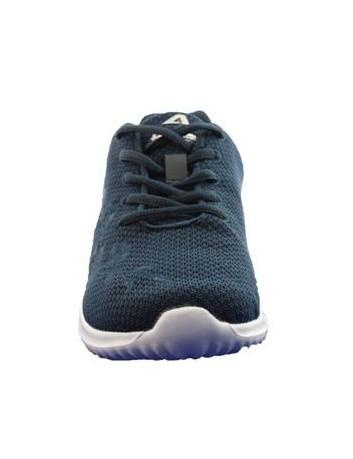 Młodzieżowy but sportowy American,kolor jasny niebieski
