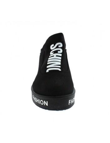 Sportowy but damski Fashion,kolor czarny