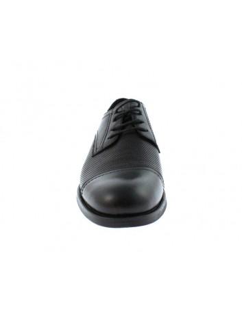 Półbut męski skórzany T.Sokolski w kolorze czarnym