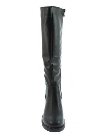 Kozak damski oficerek Sergio Leone, Kolor czarny