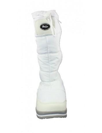 Śniegowce American z membraną Tripletex, Kolor biały