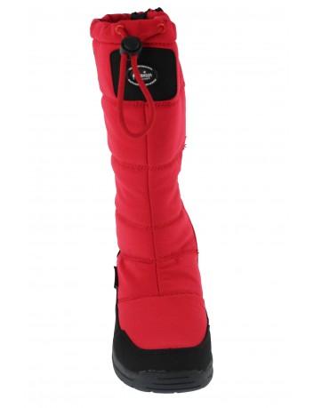 Śniegowce American z membraną Tripletex, Kolor czerwony