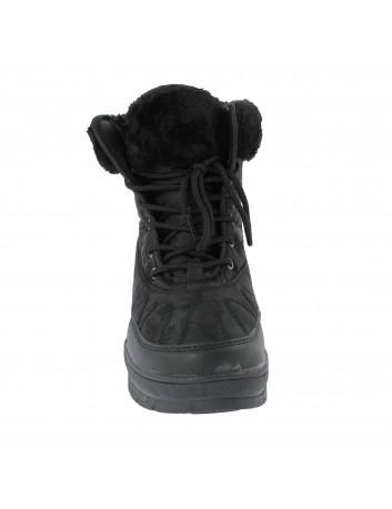Śniegowce ocieplane DK , Kolor czarny