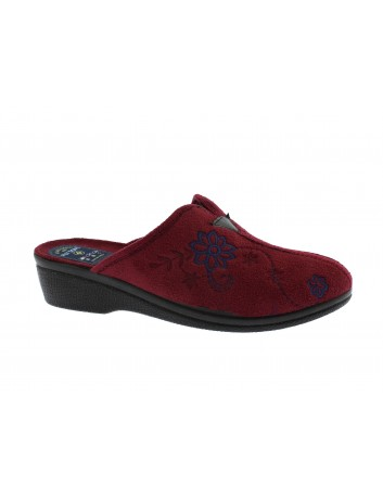 Kapcie damskie FLY SOFT, Kolor Bordo