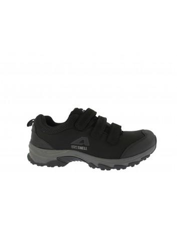 Sportowy but męski na rzepy American SOFT SHELL,kolor czarny