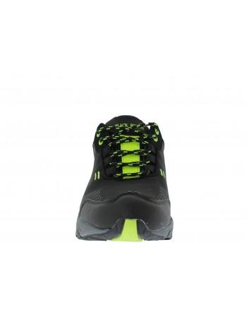 Trekingowy but młodzieżowy BLACK FOREST, Kolor czarny
