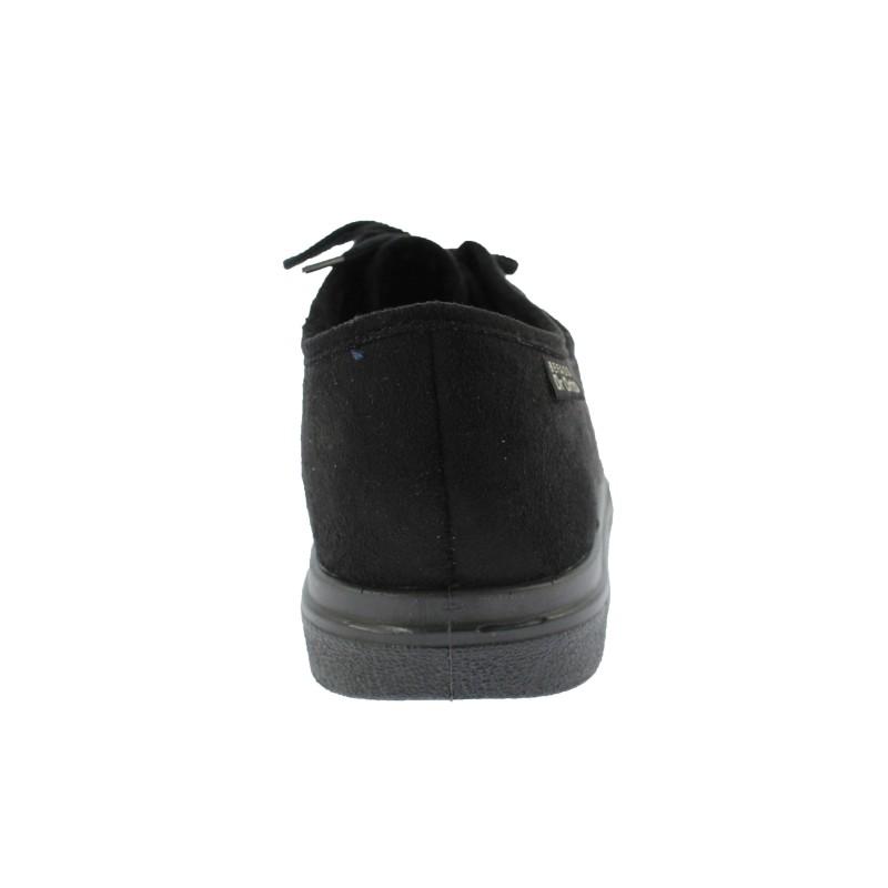 b51f2ddb6a79d Sznurowane obuwie damskie dla wrażliwych stóp Dr.Orto, Kolor czarny