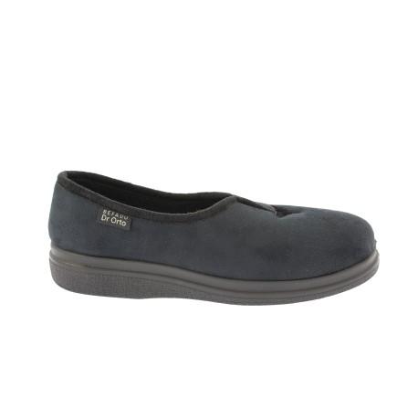 1ee760e6ab Obuwie damskie dla wrażliwych stóp Dr.Orto w kolorze czarnym