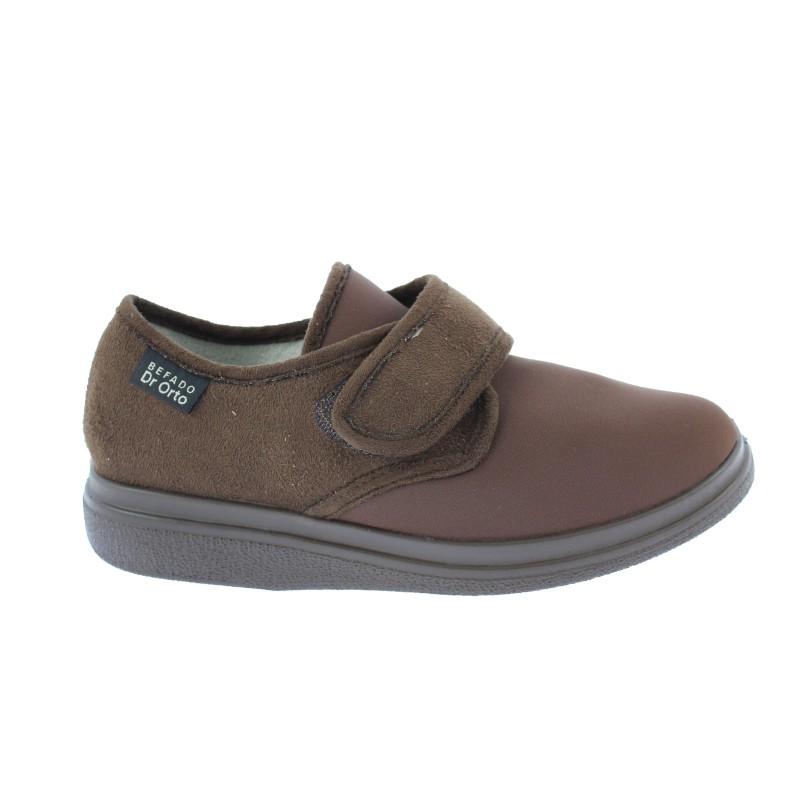 049e2e6424a85 Obuwie damskie dla wrażliwych stóp Dr.Orto, Kolor brązowy