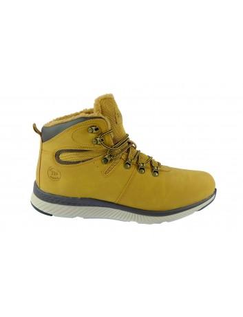 Trzewik męski Black Forest WU 2758D,Kolor żółty