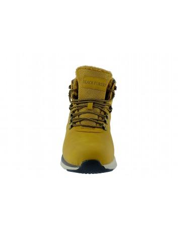 Trzewik męski Black Forest, Kolor żółty