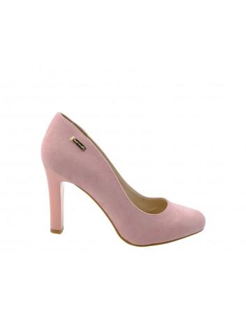 Szpilka damska SERGIO LEONE, Kolor różowy