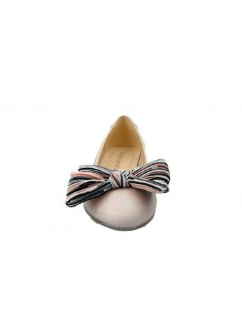 Balerina damska kokarda Sergio Leone, Kolor różowy