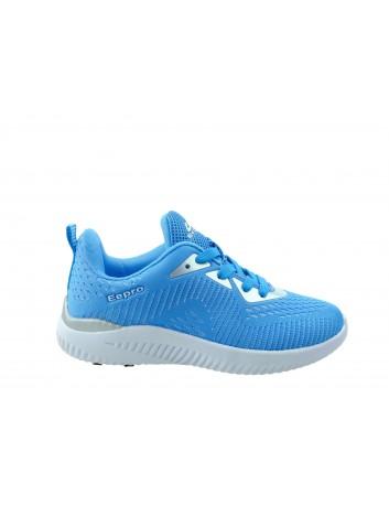 Obuwie damskie sportowe Eepro w kolorze niebieskim
