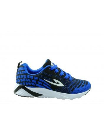 Obuwie sportowe Eepro ,Kolor niebieski z białym