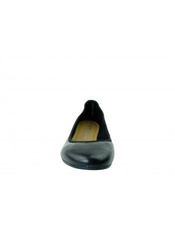 Balerina damska Tamaris1-22128-22B, Kolor czarny