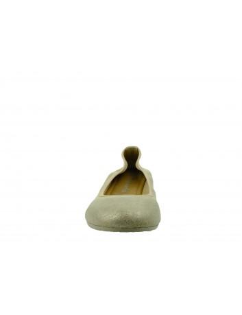 Balerina damska Tamaris1-22128-22C, Kolor złoty