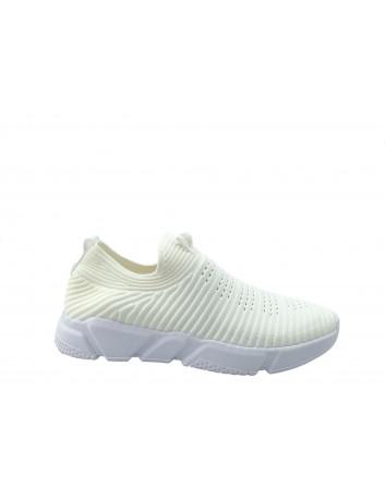 Buty sportowe damskie BIG STAR DD274460, Kolor biały