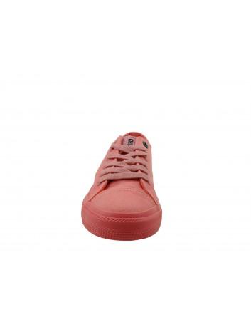 Trampki damskie BIG STAR DD274444, Kolor czerwony