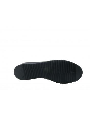 Mokasyn damski skórzany GL 2640, Kolor czarny