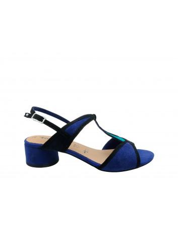 Sandał damski Tamaris 1-28256-32B,Kolor niebieski
