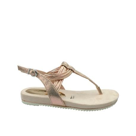 Sandał-japonka damskaTamaris 1-28107-22R,Kolor różowy