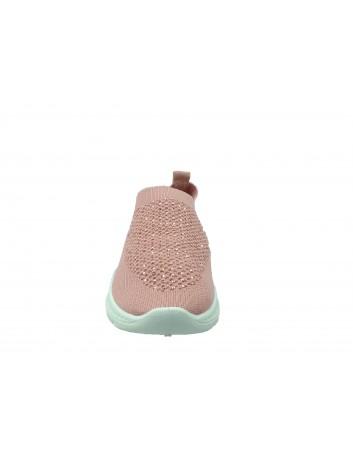 Sportowe obuwie wsuwane DK 1802, Kolor różowy