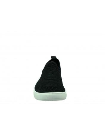 Sportowe obuwie wsuwane DK 1808, Kolor czarny