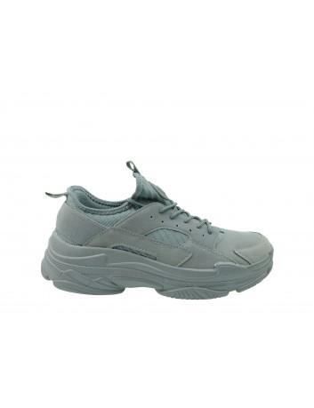 Sportowe obuwie DK 18601, Kolor szary