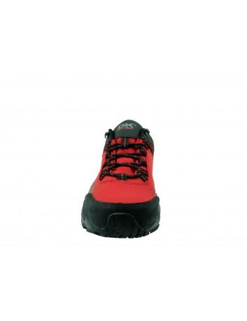 Sportowe obuwie soft shell DK 19503, Kolor czerwony