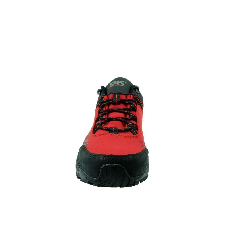 6dcbbe6956ecc Sportowe obuwie soft shell DK 19503, Kolor czerwony