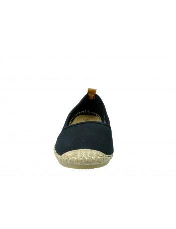 Espadryl VINCEZA 19-18400, Kolor czarny