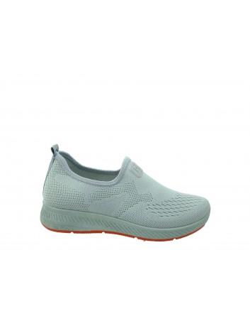 Sportowe obuwie wsuwane DK 0895001,Kolor szary