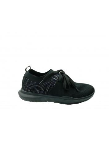 Sportowe obuwie wsuwane DK 805276,Kolor czarny