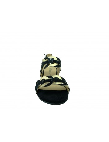 Sandał damski Tamaris 1-28239-22BG,Kolor czarny