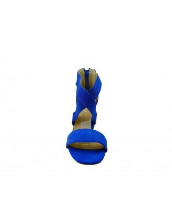 Sandał damski VINCEZA 19-1750, Kolor niebieski