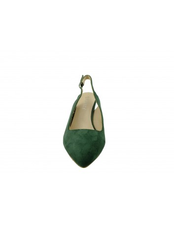 Sandał damski VINCEZA 19-17009, Kolor ciemno zielony