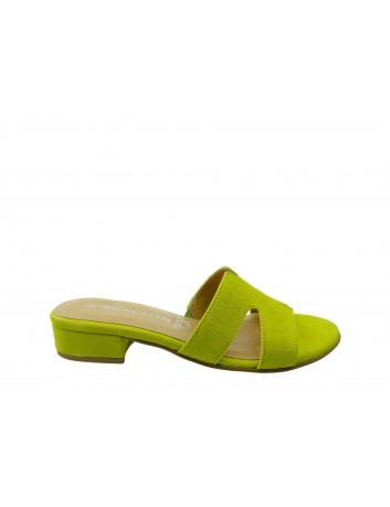 Klapek damski Tamaris 1-28147-22A,Kolor zielone jabłko