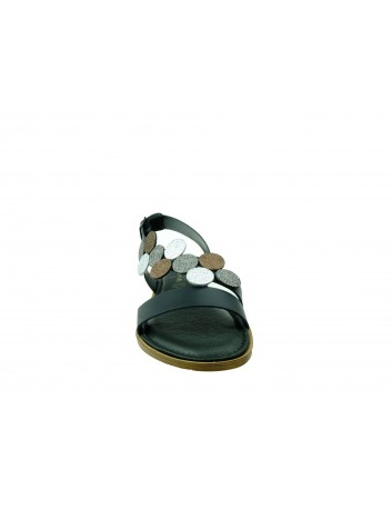 Sandał damski Tamaris 1-28139-22B,Kolor czarny