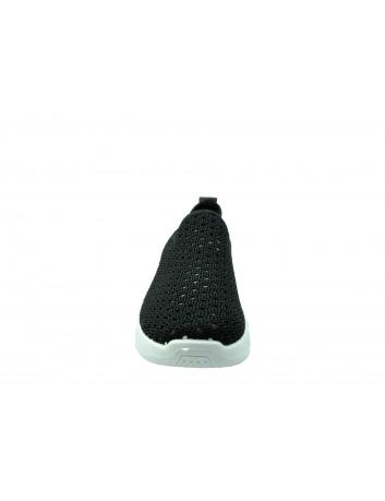 Sportowe obuwie wsuwane DK FS-7, Kolor czarny