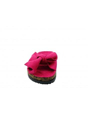 Klapek damski VINCEZA 19-8933, Kolor różowy