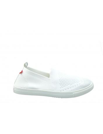 Damskie tenisówki BIG STAR, Kolor biały