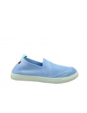 Damskie tenisówki BIG STAR, Kolor niebieski