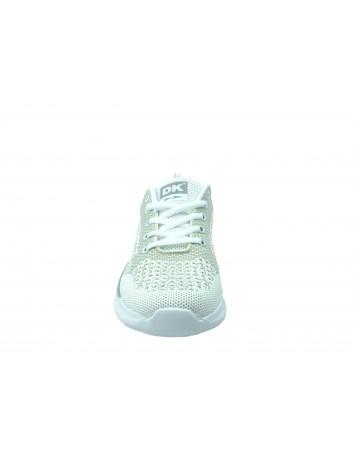 Sportowe obuwie wsuwane DK 3495001,Kolor szary