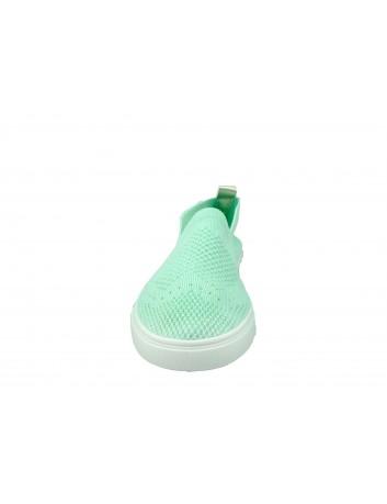 Damskie tenisówki BIG STAR, Kolor zielony