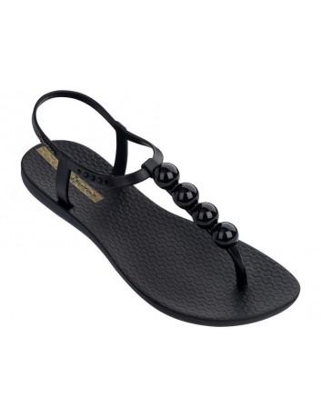 Sandały-japonki damskie Ipanema 82429-24675,Kolor czarny