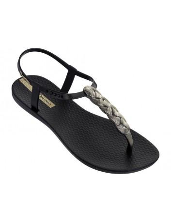 Sandały-japonki damskie Ipanema 82517-21976,Kolor czarny