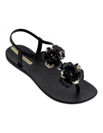Sandały-japonki damskie Ipanema 82662-20903,Kolor czarny