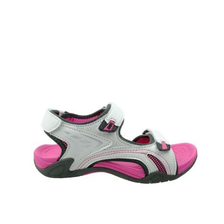 Sportowy sandał damski DK 3431,Kolor biały