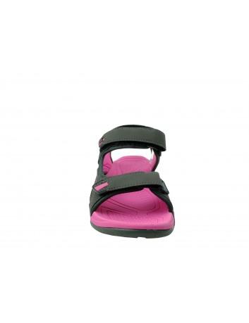 Sportowy sandał damski DK 3431,Kolor szary